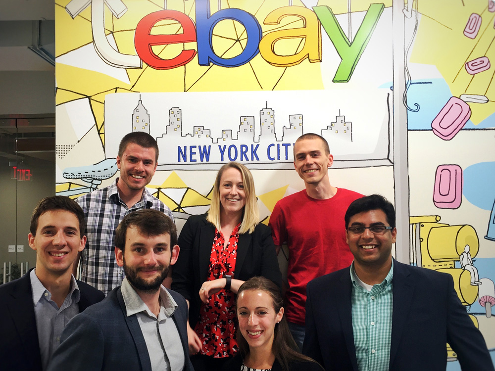 eBay Practicum Teams