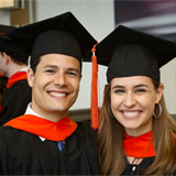 MSA 2016 commencement, Ivan and Leigh Ann