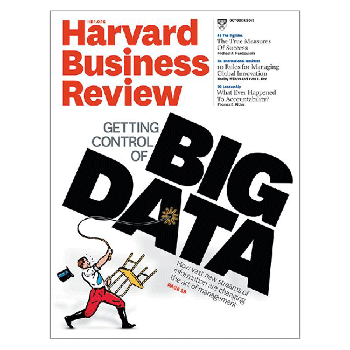 Harvard Business Review – Big Data Issue