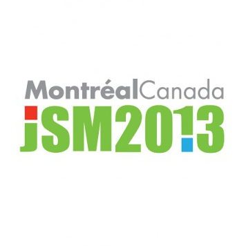 JSM – Joint Statistical Meetings 2013