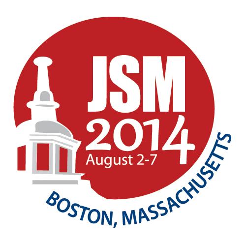 JSM – Joint Statistical Meetings 2014