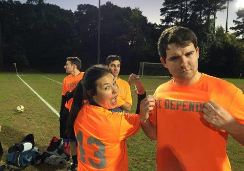 MSA 2016 Intramural Soccer Team