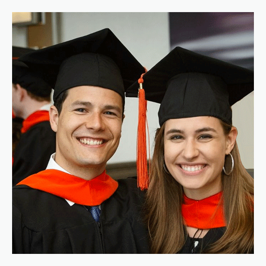 MSA 2016 Commencement – Ivan and Leigh Ann
