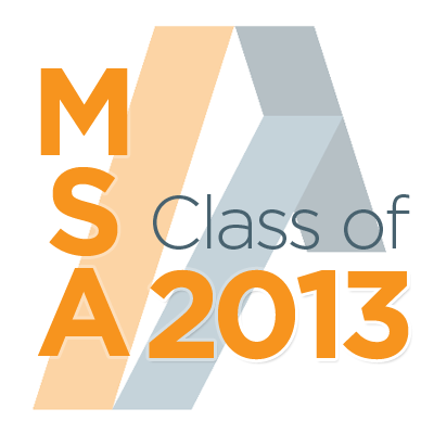 MSA Class of 2013