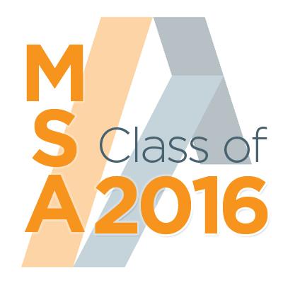 MSA Class of 2016