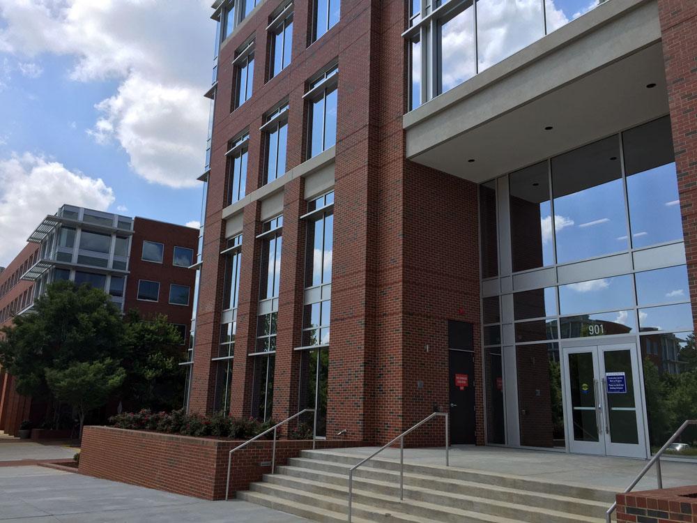 Alliance Building – South Entrance