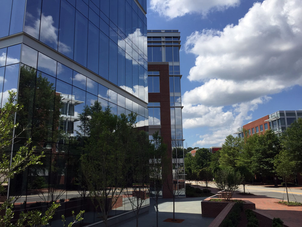 Alliance Building – Main Campus Drive