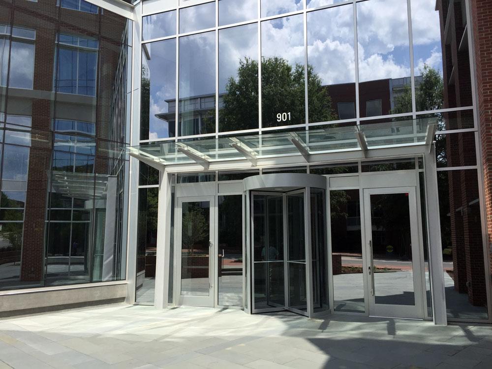 Alliance Building – Main Entrance
