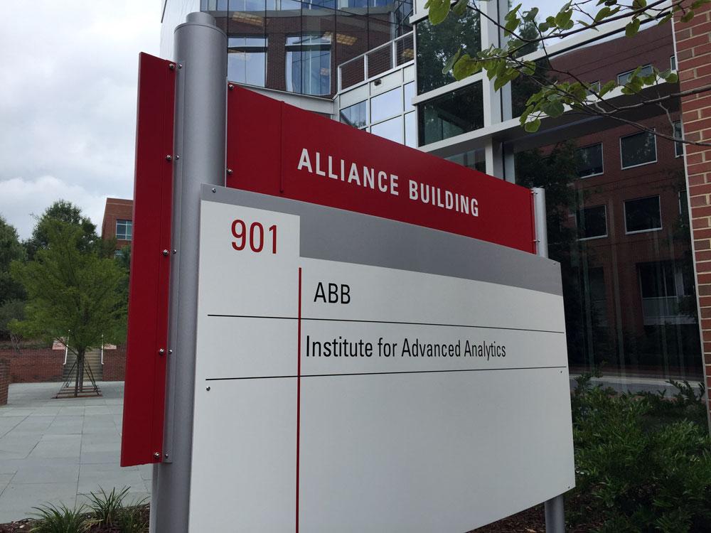 Alliance Building – West Entrance