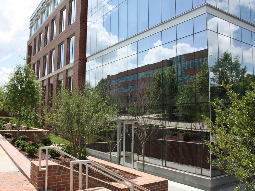 Alliance Building – North Facade
