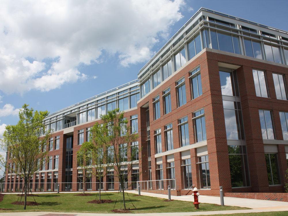 Alliance Building – East Facade