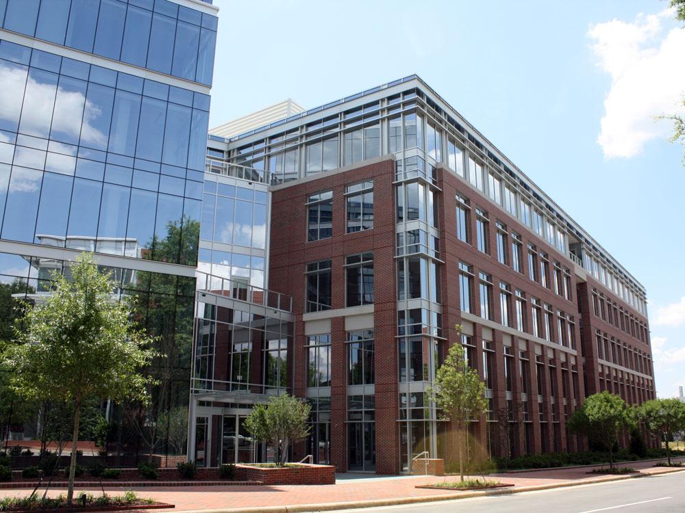 Alliance Building – West Facade