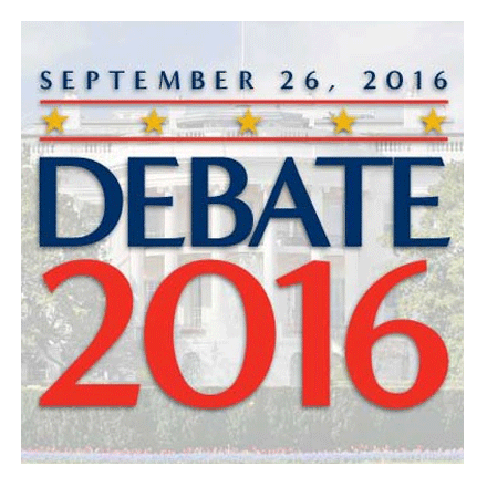 Presidential Debate 2016
