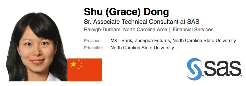 Shu (Grace) Dong