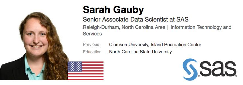 Sarah Gauby