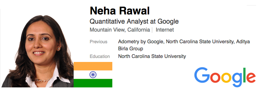... Neha Rawal ...