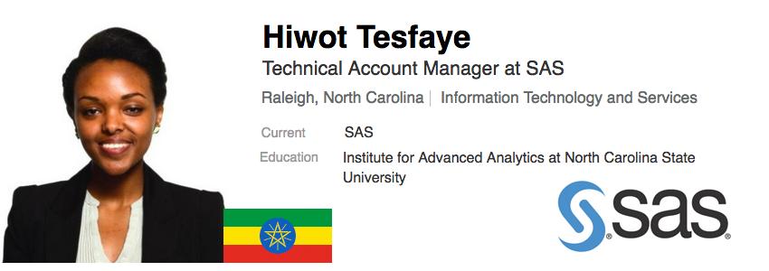 Hiwot Tesfaye