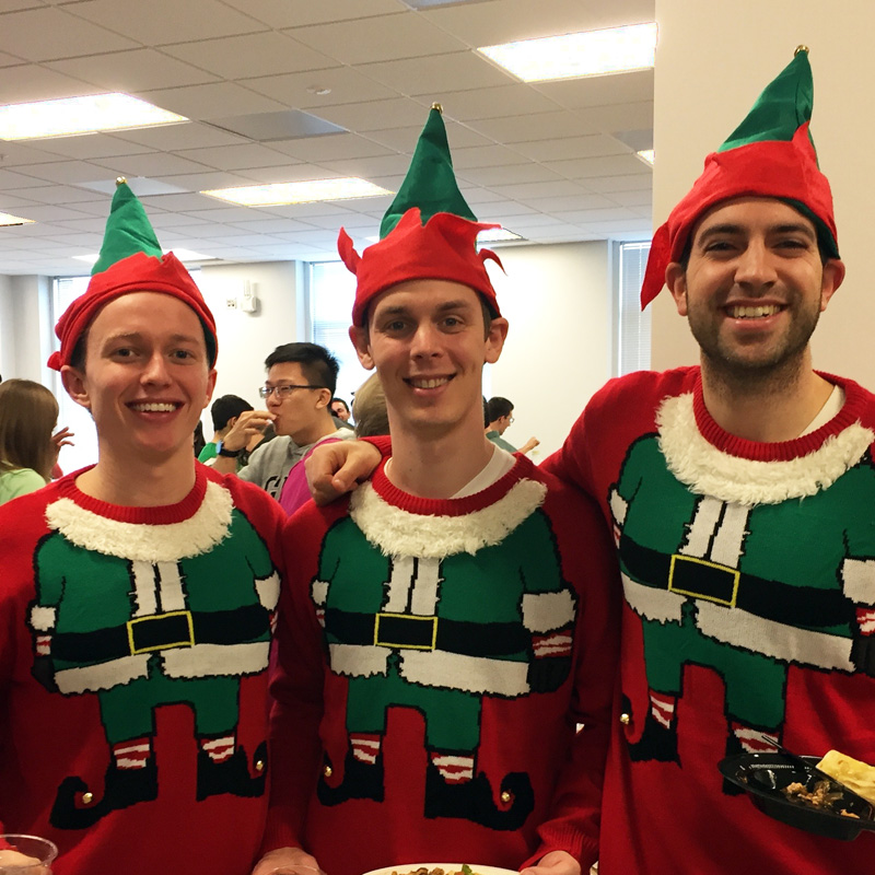 MSA Class of 2017 Holiday Party