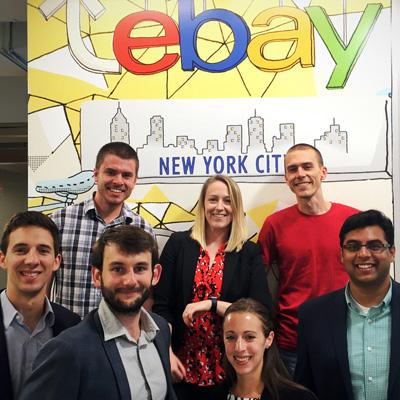 Ebay Practicum Team